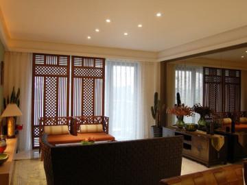千鹤家园   145平现代中式风格