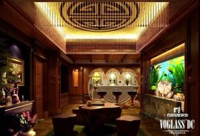 欧式 别墅 巴洛克 客厅 餐厅 卧室 厨房 其他图片来自北京别墅装修案例在2500平巴洛克奢华到极致的分享