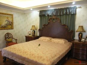 欧式 别墅 公主房 白富美 高富帅 名雕丹迪 别墅装修 卧室图片来自名雕丹迪在欧式风格-368平宫廷别墅奢华装修的分享