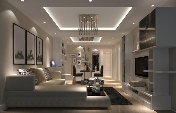 二次装修,之前房子出租过,有很多现有的家居也会搬到新房子里,想重新设计改造,长期居住,空间也是有限,太多的造型不利于空间充分使用,简约不繁琐十分适合三口人居住