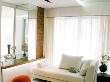 简约风格一居室白领时尚温馨家装