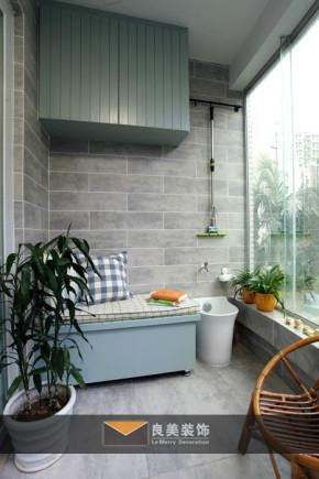 田园 白领 80后 小资 良美装饰 弗莱明戈 混搭 宜家 阳台图片来自四川良美装饰公司在龙湖弗莱明戈的分享