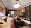 150平现代简约淡雅三居室