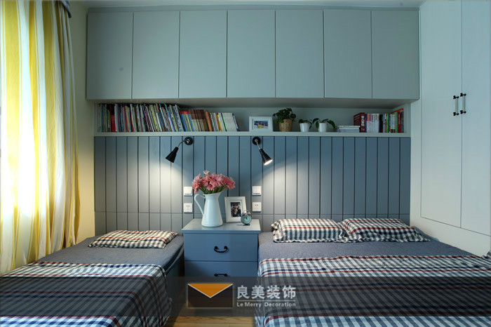 田园 白领 80后 小资 良美装饰 弗莱明戈 混搭 宜家 卧室图片来自四川良美装饰公司在龙湖弗莱明戈的分享