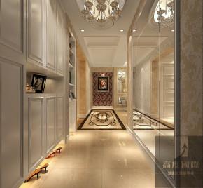 三居 新古典 舒适 玄关图片来自高度国际装饰韩冰在新古典打造我的家的分享