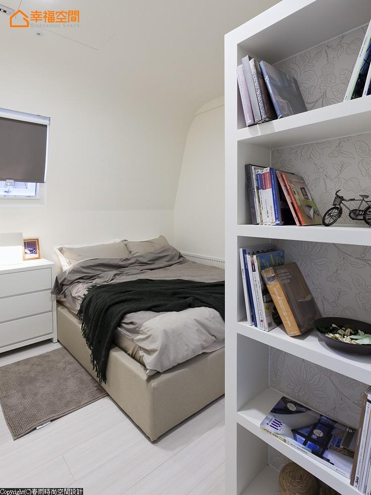 简约 北欧 二居 舒适 温馨 收纳 儿童房图片来自幸福空间在76m² 实木玩味北欧空间的分享