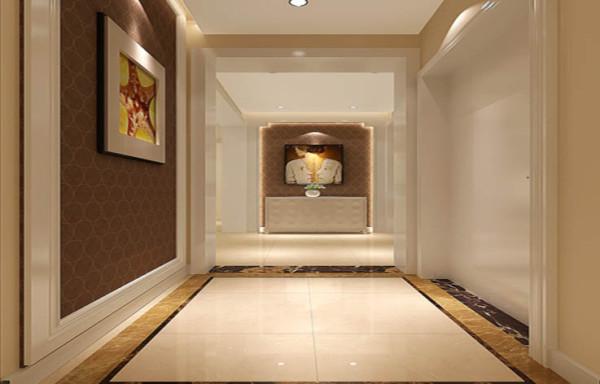 门厅是开门见山的大作,家装多好,门厅的装修也更是不能马虎,进家先进门厅,门厅的设计应该是大方简洁的。