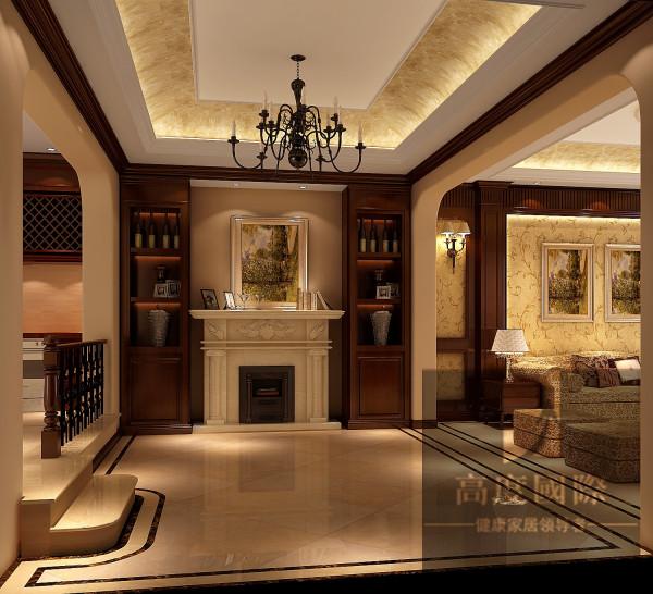楼梯口 家具、家纺、灯具、地毯、饰品等为一体的整体家居设计,由美国顶尖设计团队打造,在设计上更注重国际化、时尚感