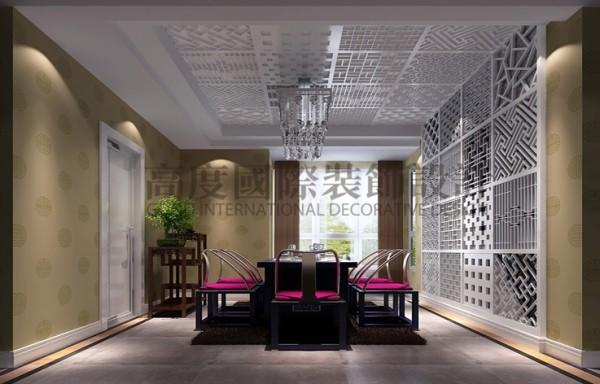 这套欧式家具混搭了东南亚家具的外形,再搭配上地中海白,把古典的沉闷变成了清新。