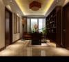 K2百合湾新中式风格案例