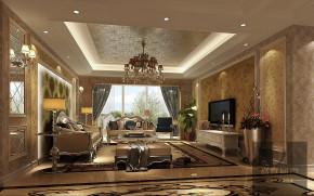 三居 新古典 舒适 客厅图片来自高度国际装饰韩冰在新古典打造我的家的分享