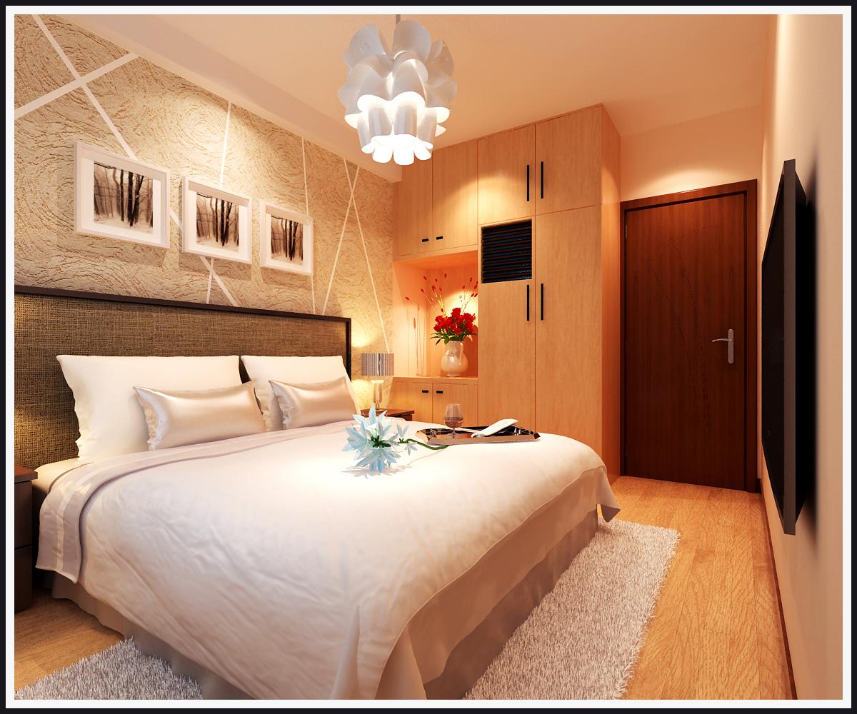 简约 卧室图片来自瑞博文融发装饰李瑞在京铁和园室内装修设计的分享