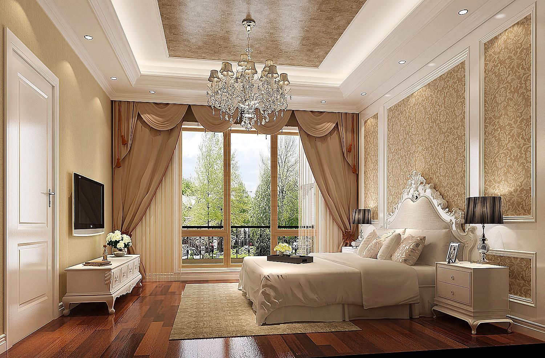 别墅 卧室 卧室图片来自专业别墅设计工作室在原河名墅的分享