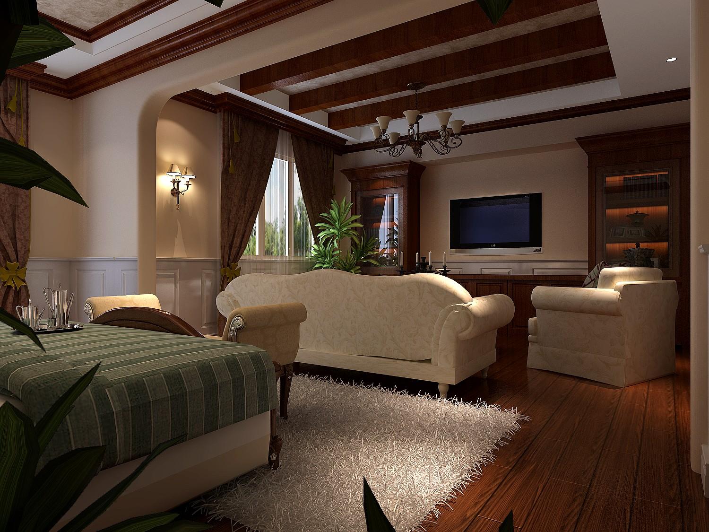 其他图片来自专业别墅设计工作室在天竺新新家园别墅设计案例的分享