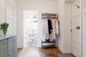 欧式 简约 北欧 小资 白领 衣帽间图片来自瑞丽装饰在简洁的单身公寓的分享