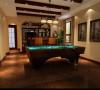 宽敞、温馨的地下休闲室既可作为业主平时品酒场所也可休闲娱乐的之地。