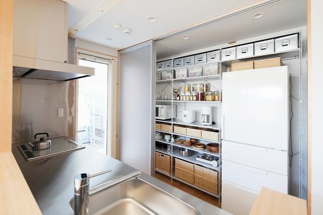 一居 日式 收纳 厨房图片来自陈小迦在日式温暖小户型的分享