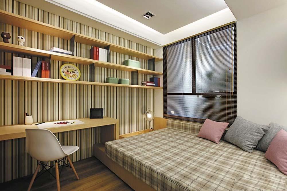 卧室图片来自成都生活家装饰徐洋在简约风格装饰设计的分享