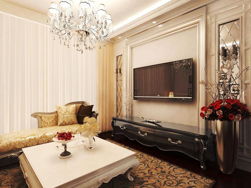 简约 三居 客厅图片来自tjsczs88在津尚花园-105-现代的分享