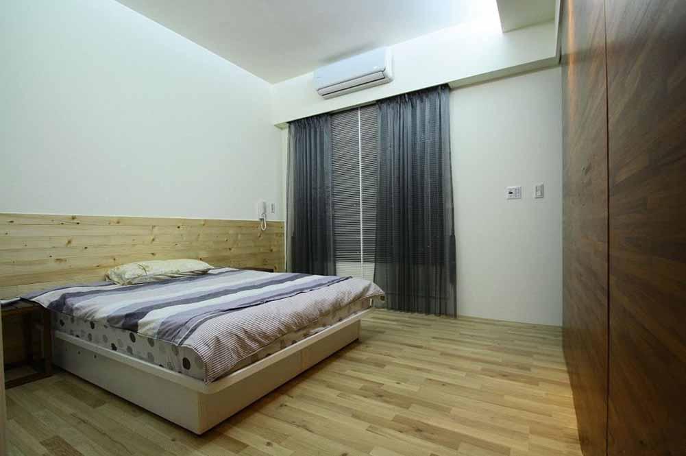 卧室图片来自成都生活家装饰徐洋在现代风格装饰的分享