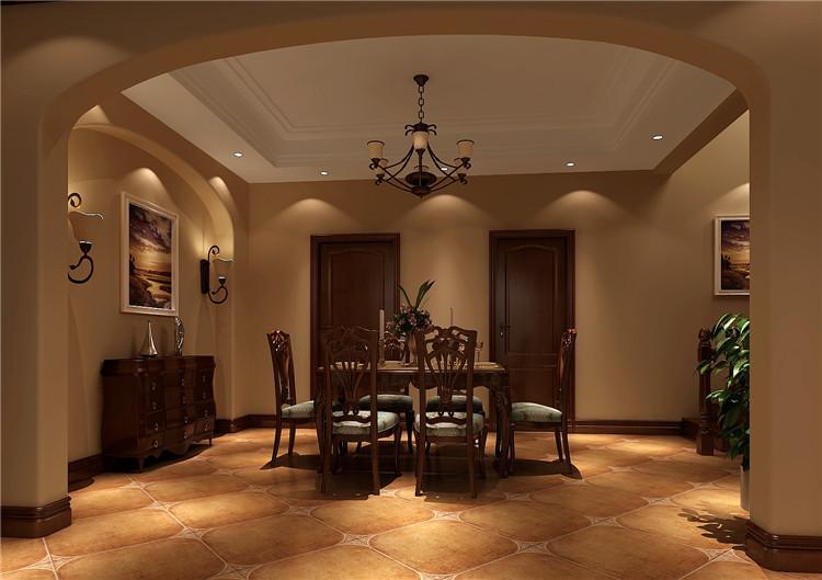 红杉溪谷 托斯卡纳 高度国际 欧式 别墅 白领 80后 小资 餐厅图片来自北京高度国际装饰设计在红杉溪谷的分享