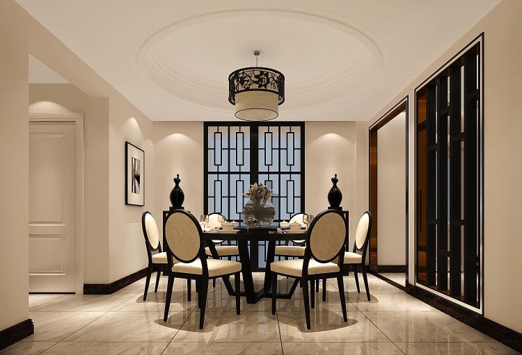 中信新城 现代 简约 三居 白领 80后 小资 平层 高度国际 餐厅图片来自北京高度国际装饰设计在中信新城140平现代简约风格的分享
