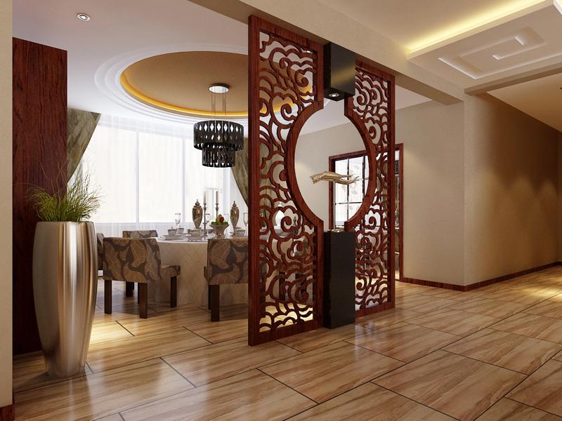新古典 二居 餐厅图片来自tjsczs88在华城佳苑-新古典的分享