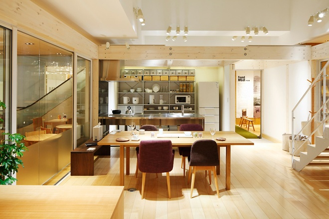 一居 日式 收纳 餐厅图片来自陈小迦在日式温暖小户型的分享