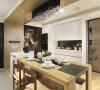 现代风格装饰设计效果图   餐厅