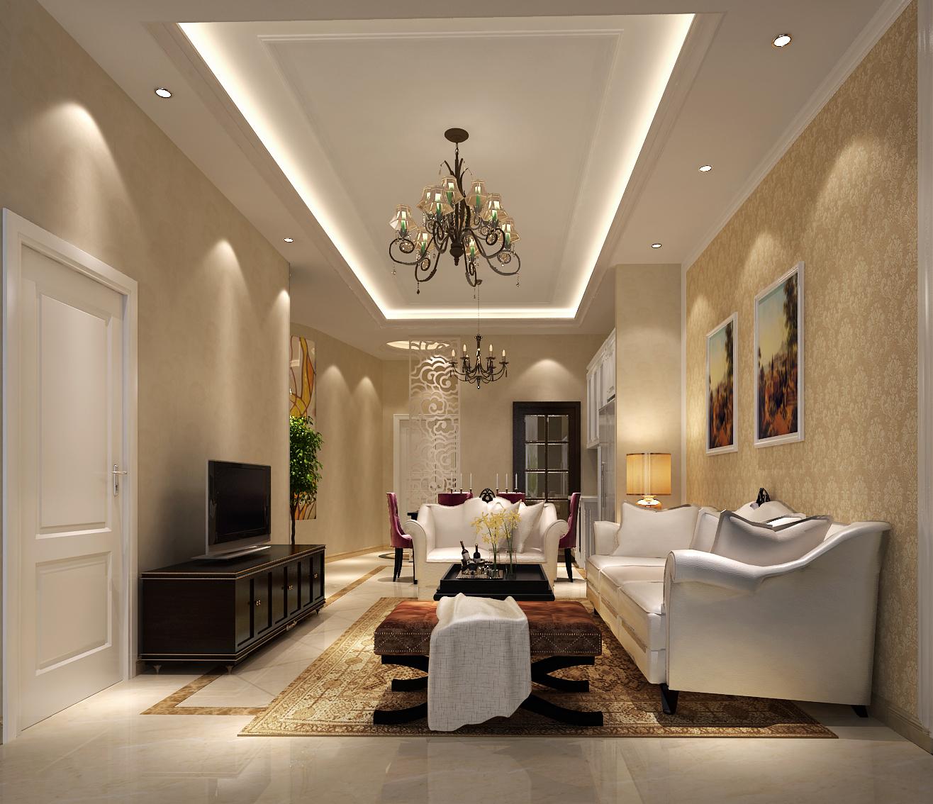 简约 欧式 三居 装修公司 高度国际 客厅图片来自高度国际装饰华华在简约中的经典的分享