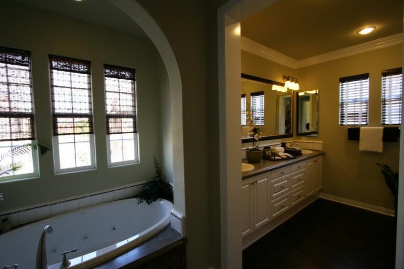 欧式 别墅 成都装修 成都装饰 跃层 卫生间图片来自华西装饰集团在青城桃源圣地的分享