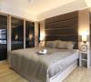 现代风格装饰设计效果图   卧室