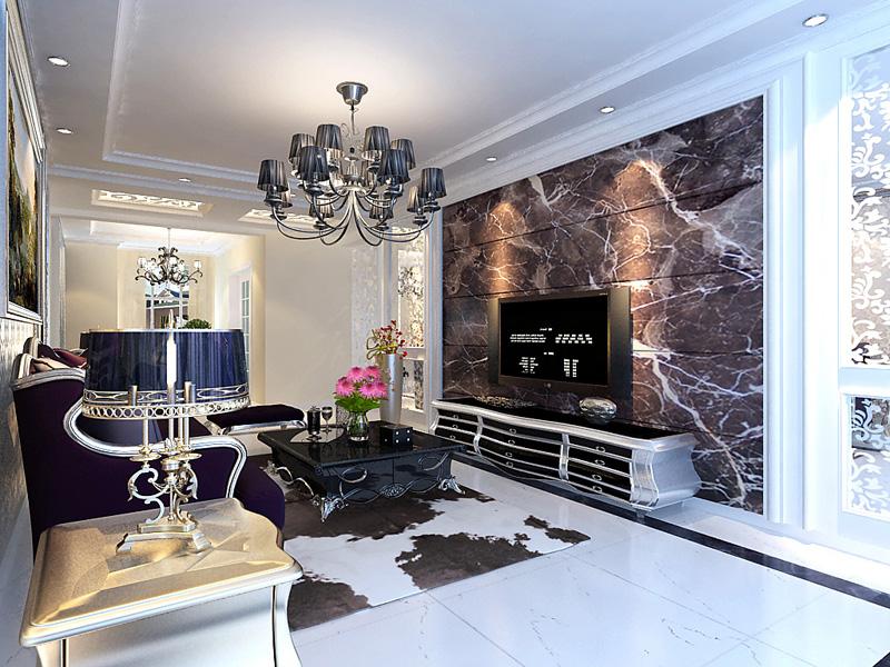 欧式 二居 客厅图片来自tjsczs88在国耀上河城-120的分享