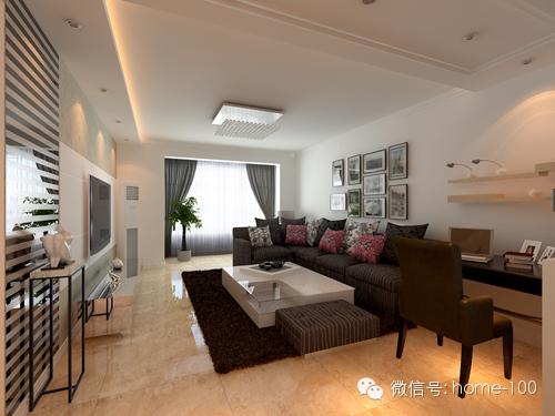 简约 客厅图片来自多啦A梦的百宝袋在纳帕名门的分享