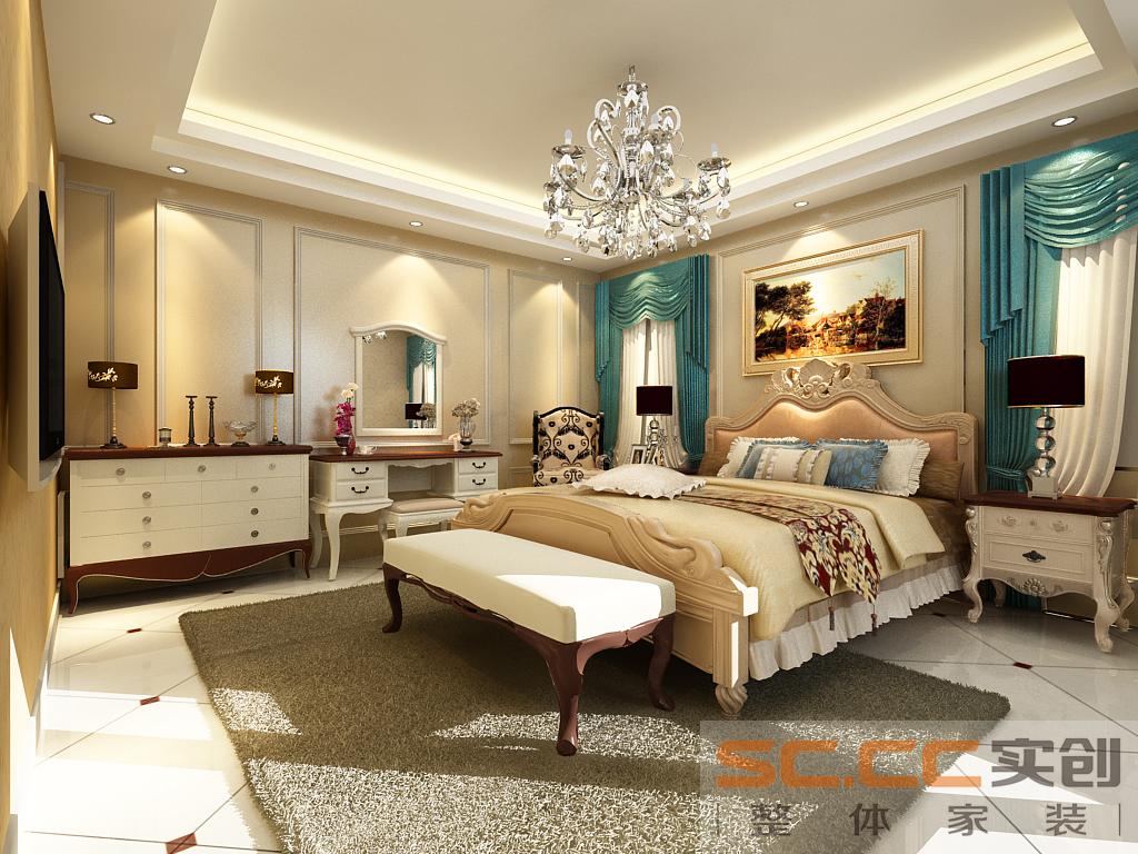 二居 简约 白领 80后 小资 卧室图片来自西宁实创装饰在宁瑞水乡87简约风格低调奢华的分享