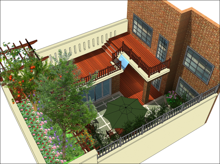 8哩岛 中式 高度国际 简约 现代 别墅 白领 80后 小资 厨房图片来自北京高度国际装饰设计在8哩岛280平中式别墅的分享