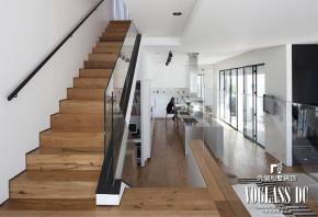 简约 别墅 现代 白领 客厅 餐厅 楼梯 其他图片来自北京别墅装修案例在现代时尚的别墅生活的分享