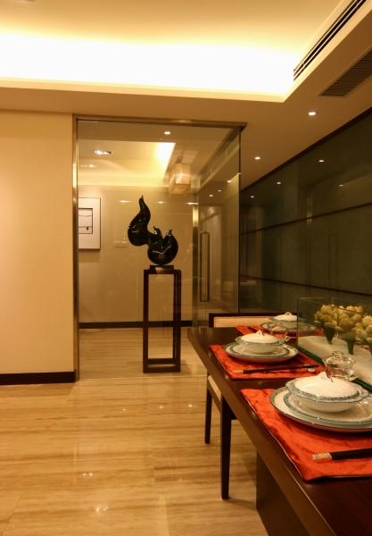 简约 三居 成都装饰 成都装修 80后 餐厅图片来自华西装饰集团在九龙仓时代小镇的分享