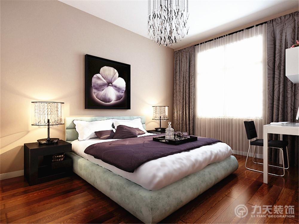 简约 二居 白领 收纳 80后 小资 卧室图片来自阳光放扉er在环东小区-91㎡-现代简约风格的分享