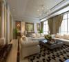 远洋傲北别墅装修简约欧式设计方案