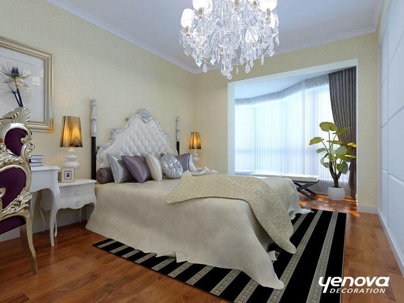 卧室图片来自兰州业之峰装饰公司在时尚生活的分享