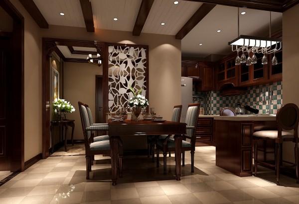 餐厅设计方案的复古