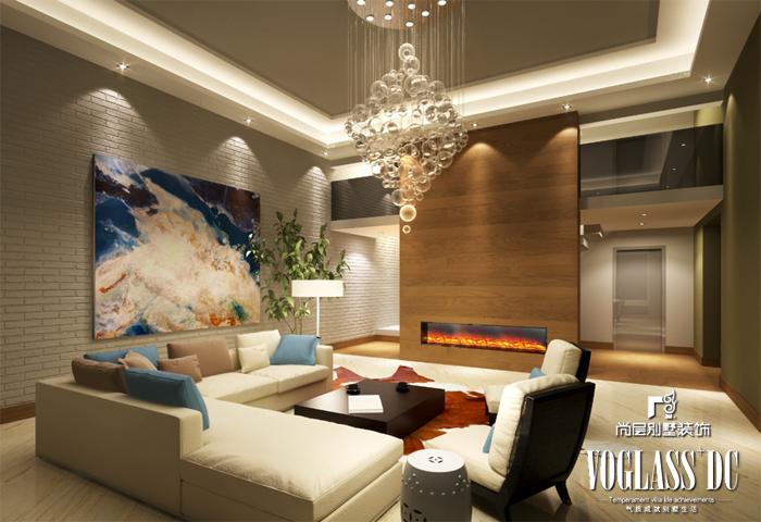 简约 别墅 现代 白领 客厅 其他图片来自北京别墅装修案例在现代时尚的别墅生活的分享