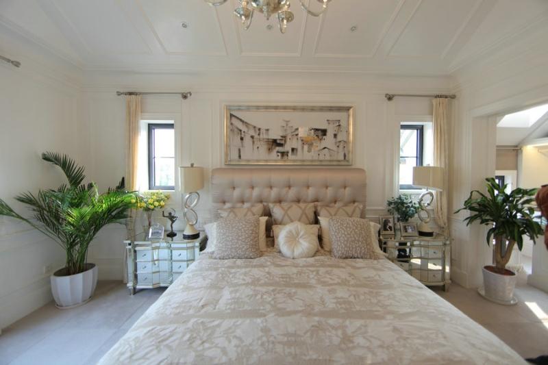 欧式 四居 成都装修 成都装饰 小资 卧室图片来自华西装饰集团在玺龙湾简欧风格案例实拍的分享