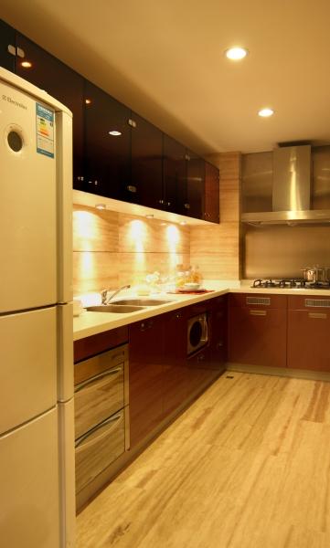 简约 三居 成都装饰 成都装修 80后 厨房图片来自华西装饰集团在九龙仓时代小镇的分享