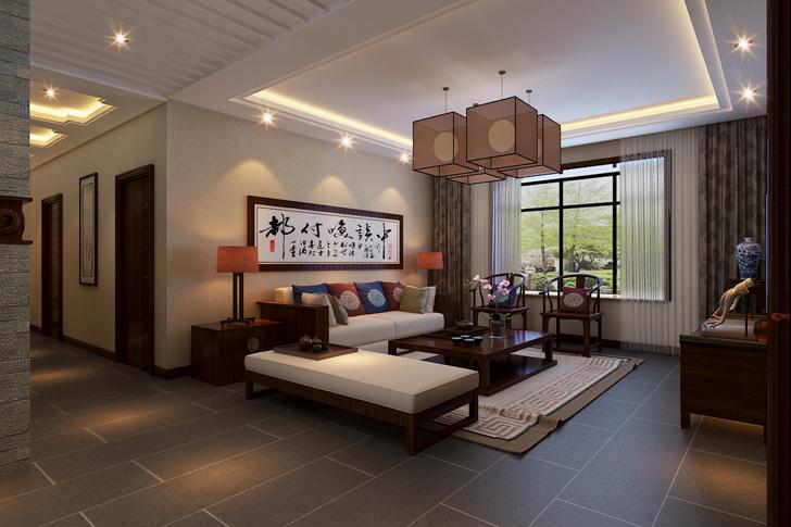 简约 小资 客厅图片来自业之峰太原分公司在简中的分享