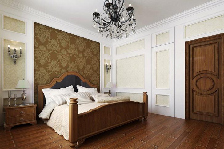 欧式 三居 白领 卧室图片来自业之峰太原分公司在低调奢华欧式的分享
