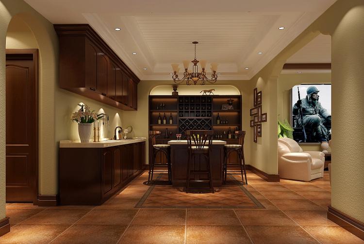 中海尚湖 高度国际 简约 欧式 别墅 三居 白领 80后 小资 厨房图片来自北京高度国际装饰设计在中海尚湖世家的分享