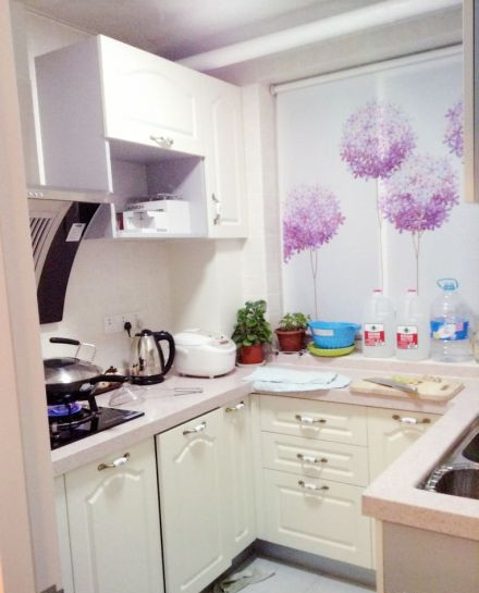 厨房图片来自今朝装饰——李胜晓在大兴黄村兴政东里的分享