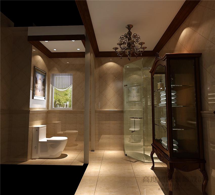 别墅 欧式 装饰 设计案例 装修美图 卫生间图片来自高度国际别墅装饰设计在香醍溪岸320平米装饰设计的分享